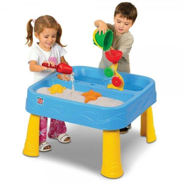 میز شن ۲ کاره با ابزار مدل grow'n up 30181