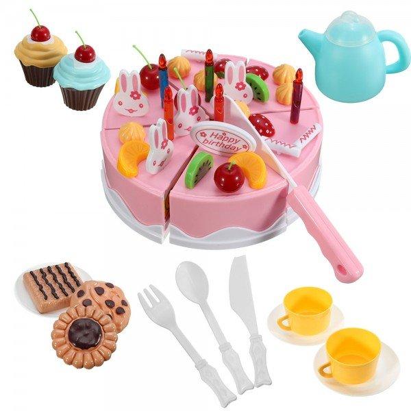 ست کیک تولد 54 تکه 88923