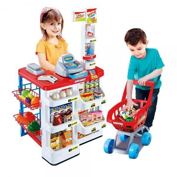 صندوق سوپرماركت کودک كد 66805