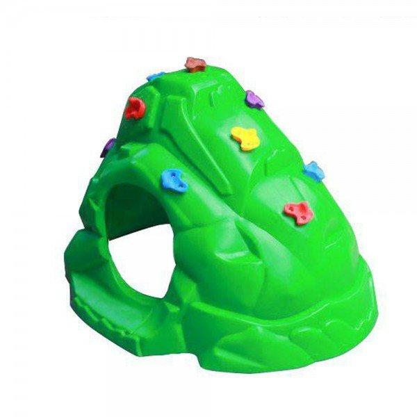 صخره نوردی کودک تونلی سبز