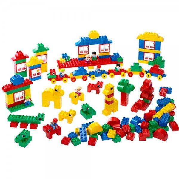 لگو آموزشی 223 قطعه ست شهر DUPLO Town Set lego 9230