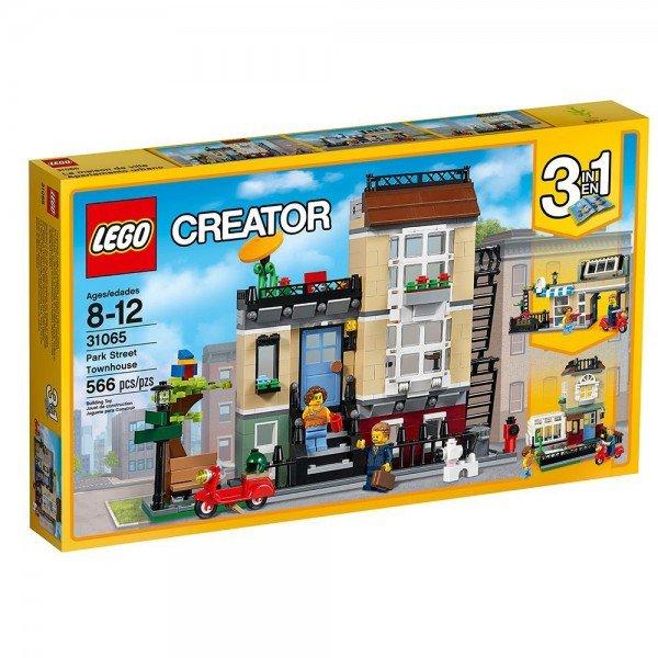 لگو سری Creator مدل Park Street Townhouse lego 31065