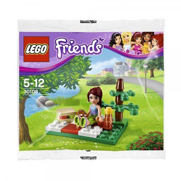 لگو سری Friends مدل Summer Picnic 30108