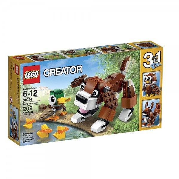لگو سری Creator مدل Park Animals 31044