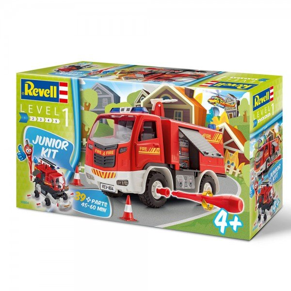 junior kit Fire Truck 00804