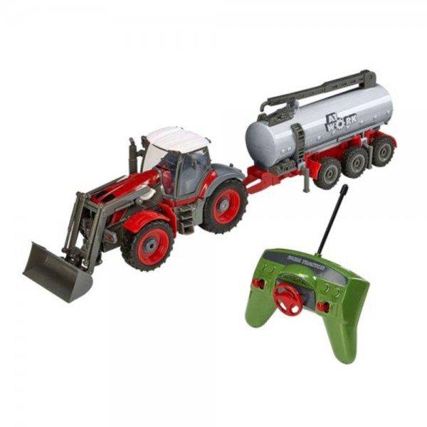 تراکتور و تریلر Farm Tractor Plus II 24962