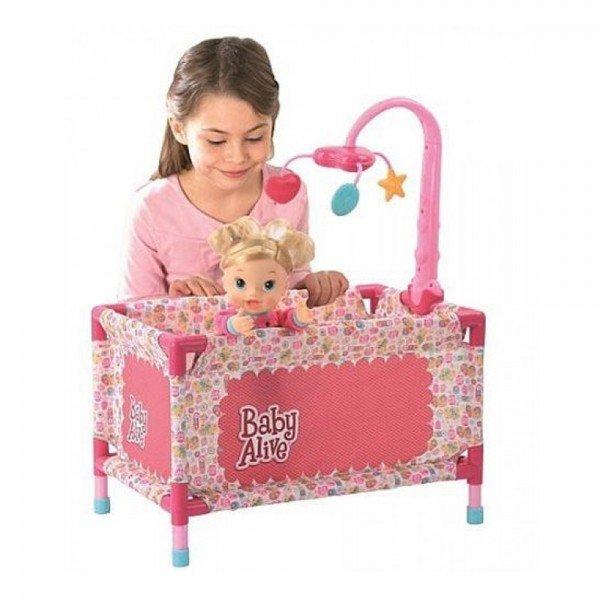 تخت و پارک عروسک hauck 98490
