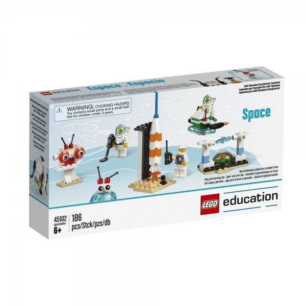 لگو سری education مدل story starter space expansion set 45102
