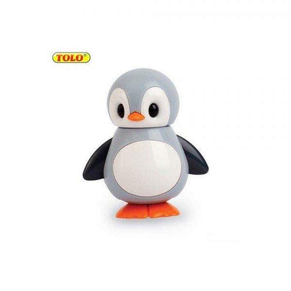 عروسک نشکن پنگوئن tolo 87406