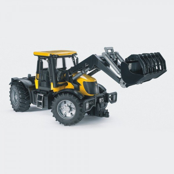 لودر تراکتور bruder مدل JCB Fastrad 3220 with frontloader 03031