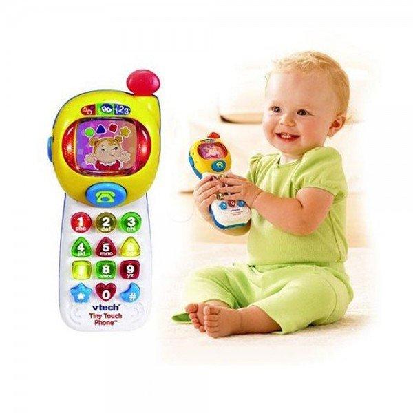 موبایل موزیکال وی تک Tiny Touch Phone vtech 63303