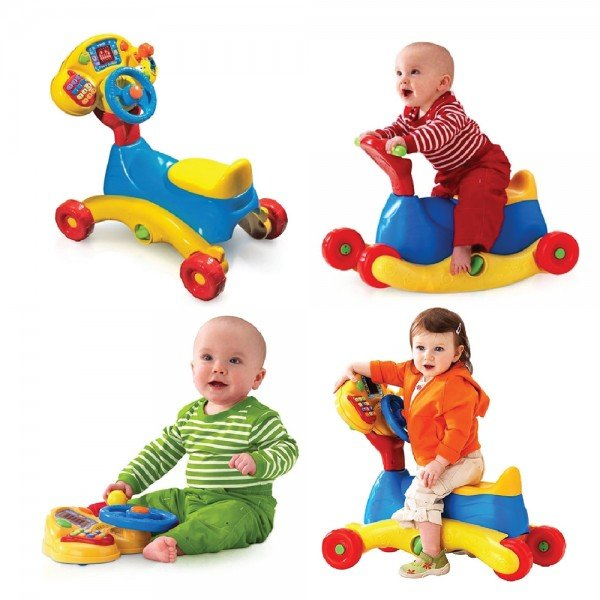 Grow and Go Ride On vtech 70503