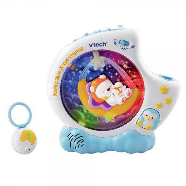 چراغ خواب وی تک Sleepy Bear Sweet Dream vtech 111803