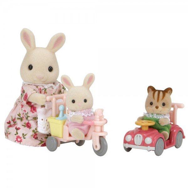 خرگوش و وسایل بازی سیلوانیان فامیلیز 5040 sylvanian families