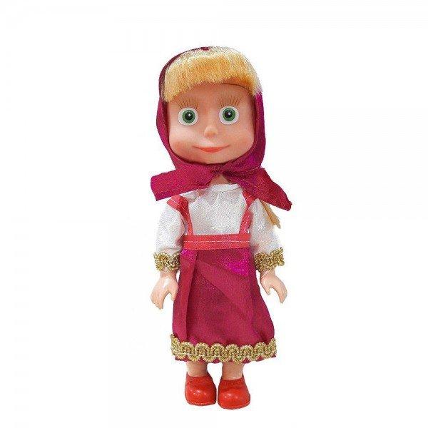 عروسک ماشا بنفش کد 9274