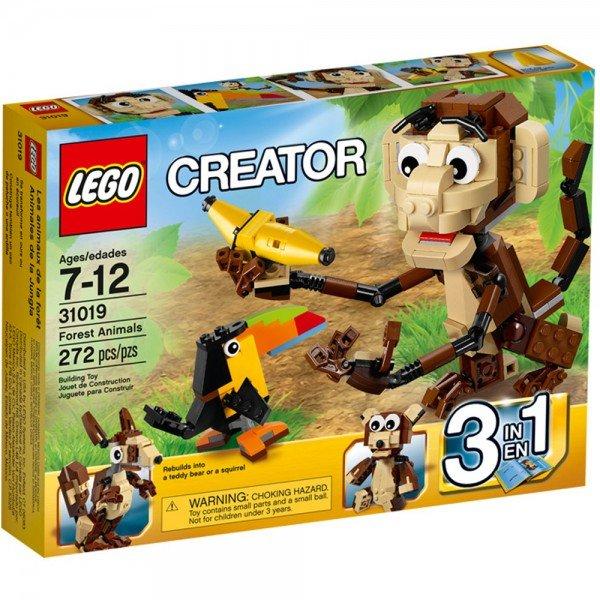 لگو سری Creator مدل Forest Animals 31019