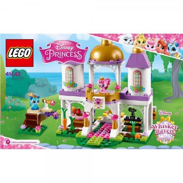 لگو سری Disney Princess مدل  Palace Pets Royal Castle 41142