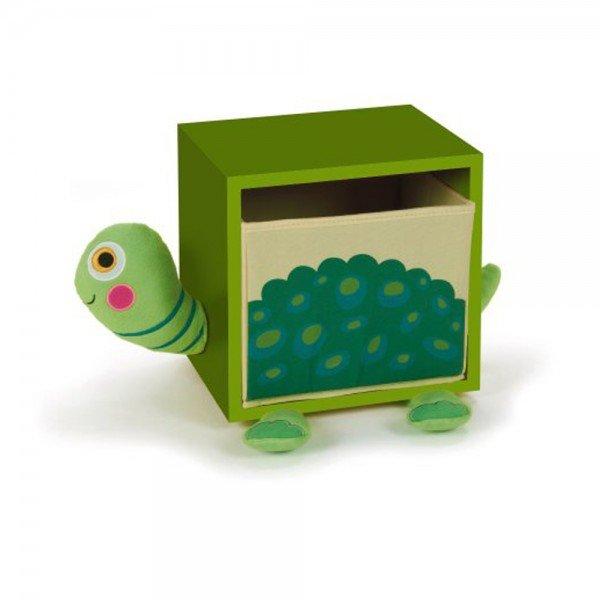 قفسه اسباب بازی کودک مدل لاك پشت oops کد 7000323
