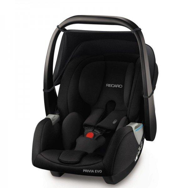 کریر نوزاد recaro مدل Privia Evo رنگ Performance Black