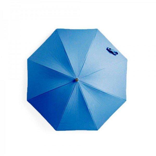 چتر کالسکه استاک  stokke رنگ آبی