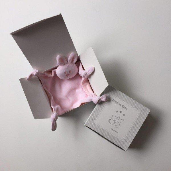 دستمال خواب نوزاد emile rose