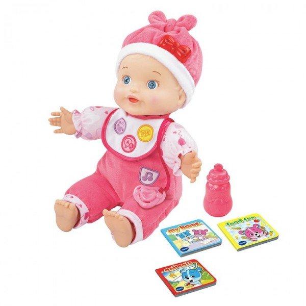 عروسک آموزشی سخنگو وی تک  مدل baby talk 153903 VTech