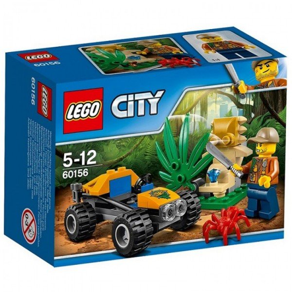 لگو Jungle Buggy 60156 lego