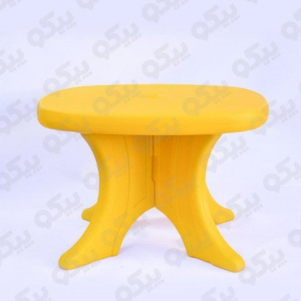 میز کودک وانیا زرد کد101