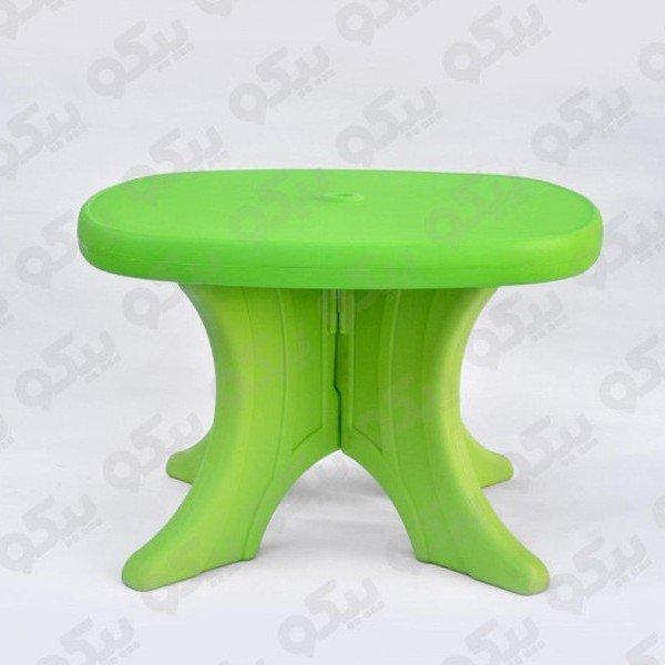 میز کودک وانیا سبز کد101