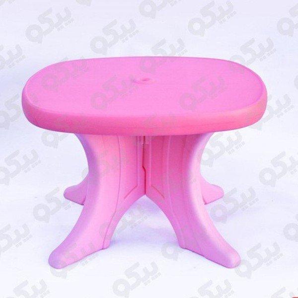 میز کودک پیکو  رنگ صورتی کد101
