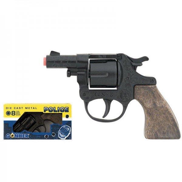 تفنگ رولور پلیس 8 لول  gonher 736