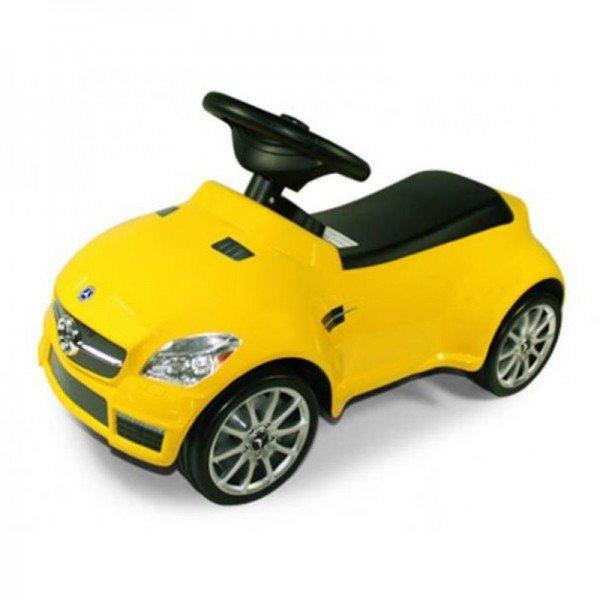 ماشین پایی مرسدس زرد rastar 82300