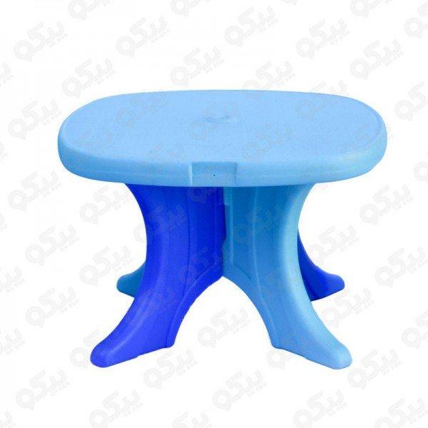 میز پیکو رنگ فیروزه ای آبی کد101