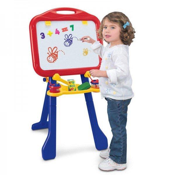تخته وایت برد قابل حمل 3کاره crayola 5032