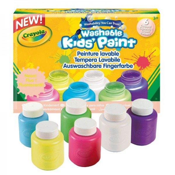 رنگ قابل شستشو کرایولا crayola 2391