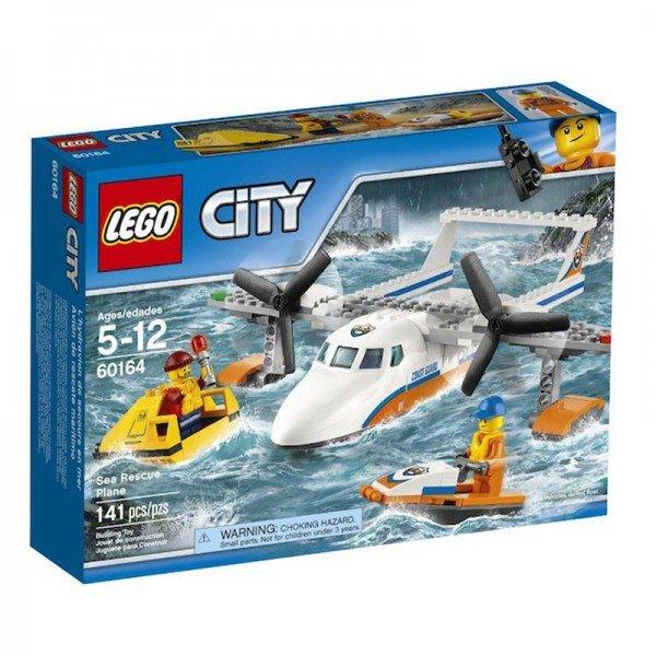 لگو  Sea Rescue Plane lego 60164