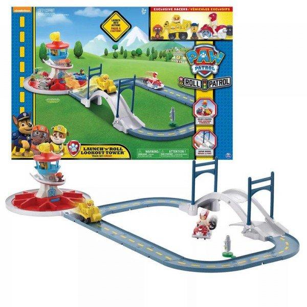 پیست بازی برج مراقبت پاوپاترول pawpatrol 6028063