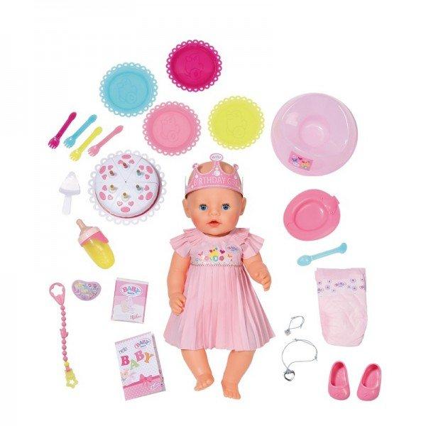 عروسک تولدت مبارک بی بی بورن doll happy birthday baby born 824054