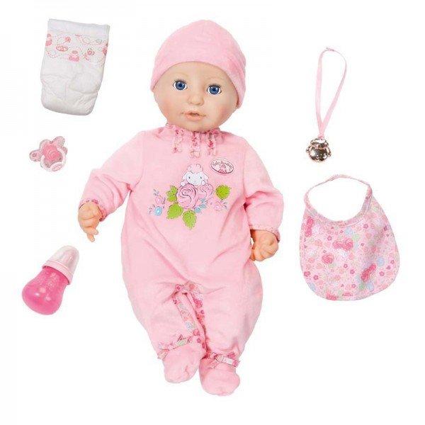 عروسک بی بی آنابل BABYANNABELL DOLL baby born 794401