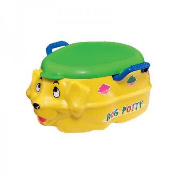 توالت سگ زرد ching ching ot03