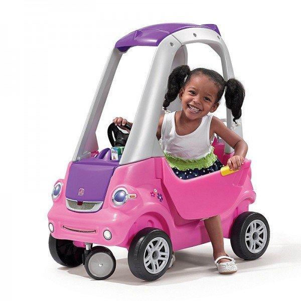 ماشین پایی کودک سقف دار EASY TURN COUPE Step 2 845300
