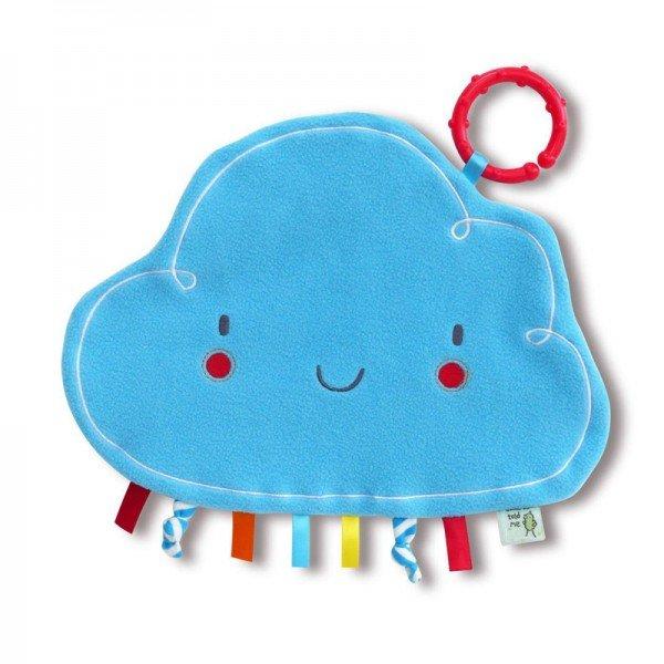 دستمال خواب ابر دندان گیر Fluffy Cloud Comforter little bird 3062