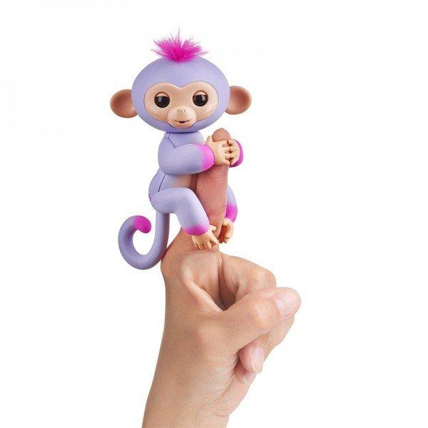 اسباب بازی ربات میمون بنفش کد 777637
