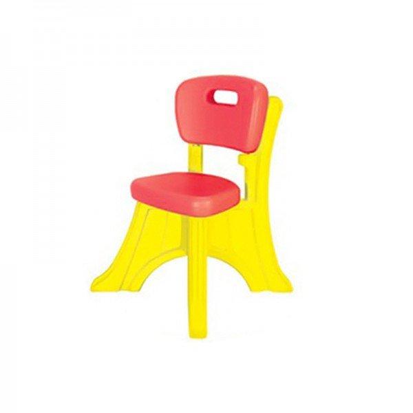 صندلی کودک 102  قرمز زرد