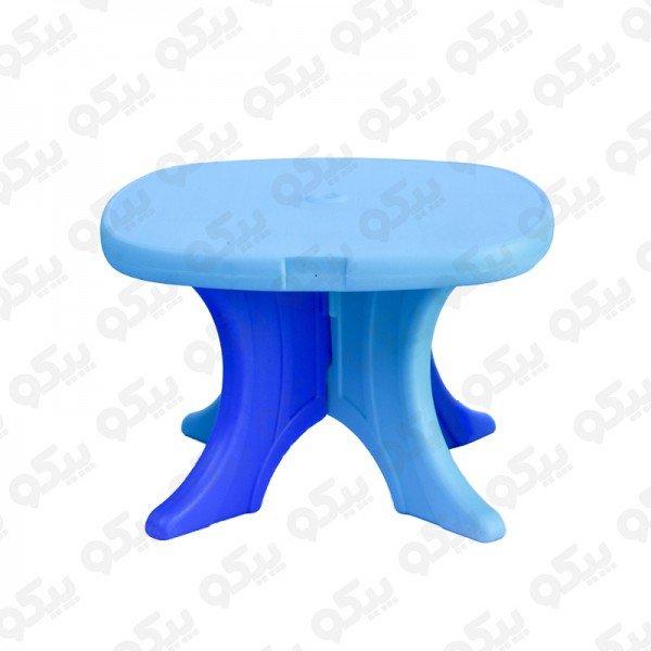 میز کودک  وانیا فیروزه ای آبی کد 101