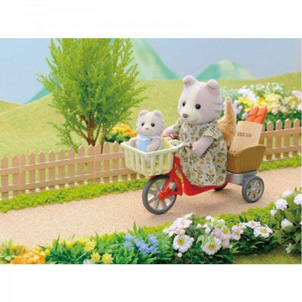 دوچرخه سیلوانیان فامیلیز sylvanian families 4281