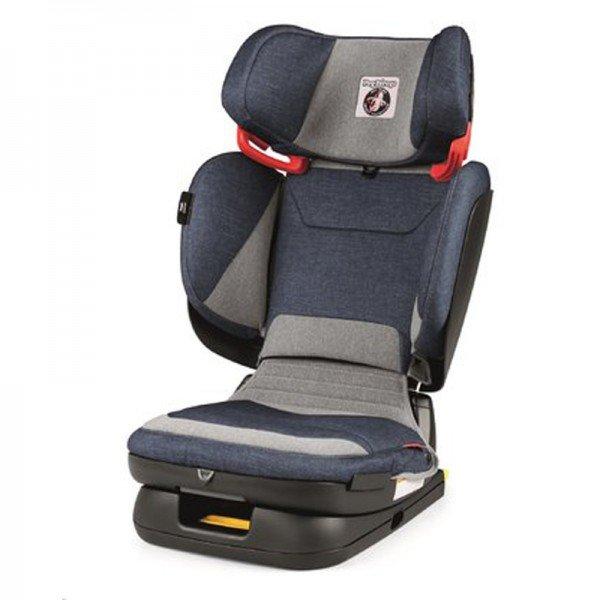 صندلی ماشین peg perego مدل Viaggio 2-3 Flex رنگ Urban Denim