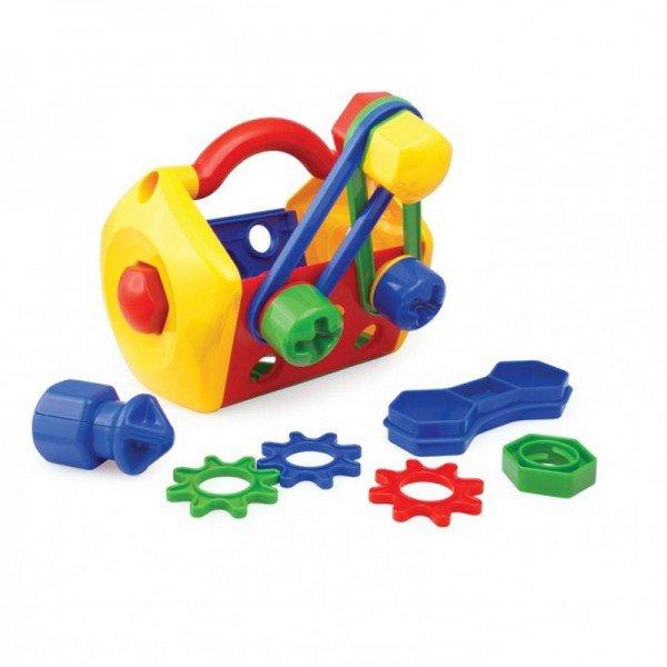 اسباب بازی جعبه ابزار تولو tolo 89644