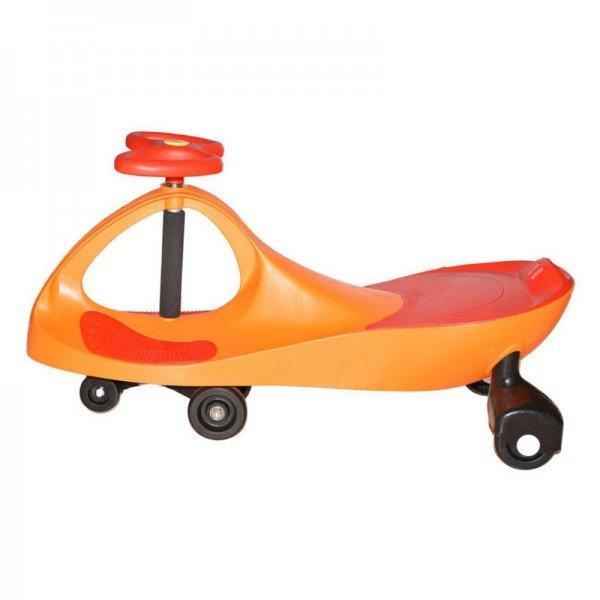 سه چرخه پلاسماکار کودک رنگ نارنجی قرمز کد plasmacar k07