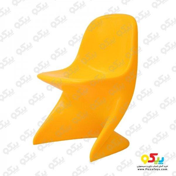 صندلی کودک رامو زرد PIC-7001